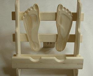 Подставка для ног своими руками фото